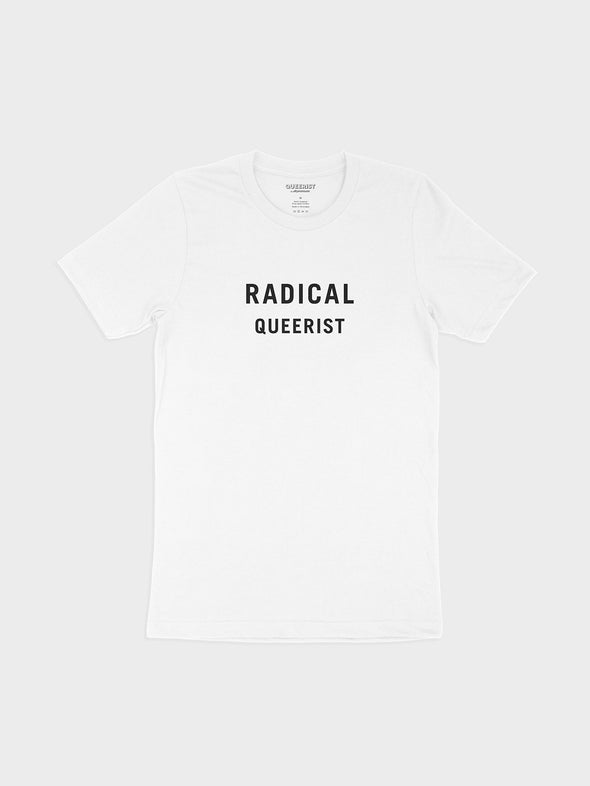 Radical Queerist Tee - Alt Pronouns