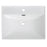 "24"" Solid Surface Resin Streamline K-170-SLSITRC-24 Vanity Top"