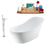 "Tub, Faucet and Tray Set Streamline 67"" Freestanding MH2480-140"