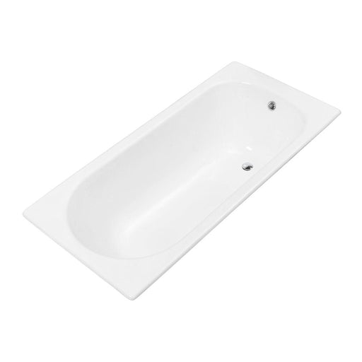67'' Streamline Cast Iron R5562CH Drop In Bathtub With External Drain