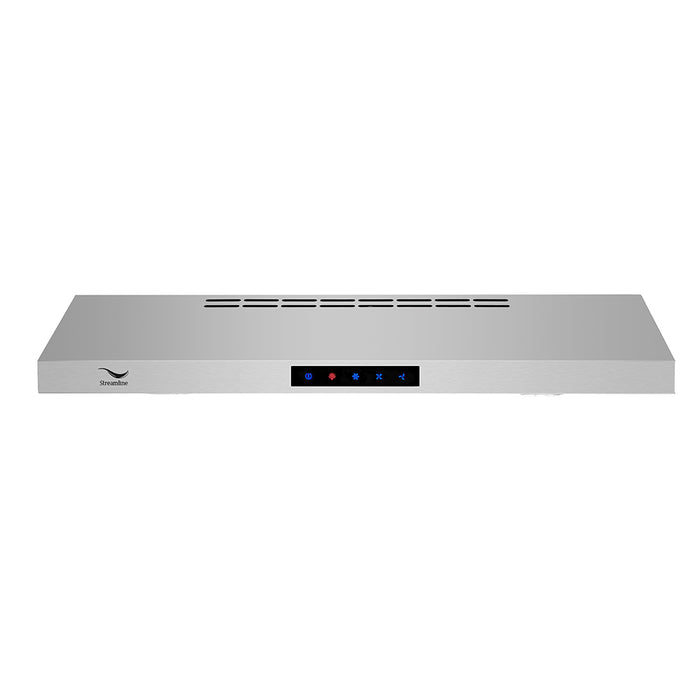 30'' Streamline S-220MSH-30 Convertible Under Cabinet Kitchen Range Hood