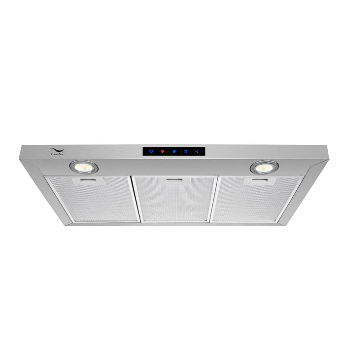 36'' Streamline S-221MSH-36 Convertible Under Cabinet Kitchen Range Hood