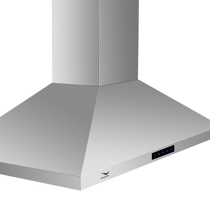 36'' Streamline S-240MSH-36 Convertible Island Kitchen Range Hood