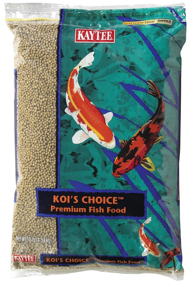 Kaytee Koi's Choice Pond Fish Food