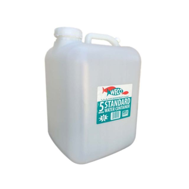 5 gallon jugs for fresh or salt water - New