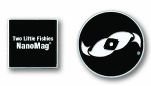 Two Little Fishies - NanoMag Window Cleaning Magnet
