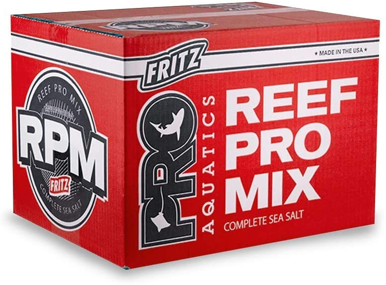 Fritz - Redline High Alk Salt Mix Red Box 55 lbs