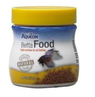 Aqueon - Betta Food 0.95 oz