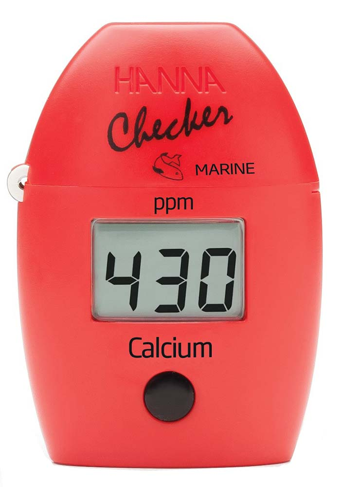 Hanna Instruments - Checker Handheld Colorimeter Marine Calcium