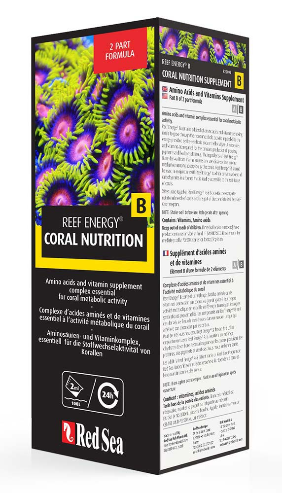 Red Sea - Reef Energy Coral Nutrition B