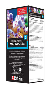 Red Sea - Foundation C Magnesium Liquid Supplement