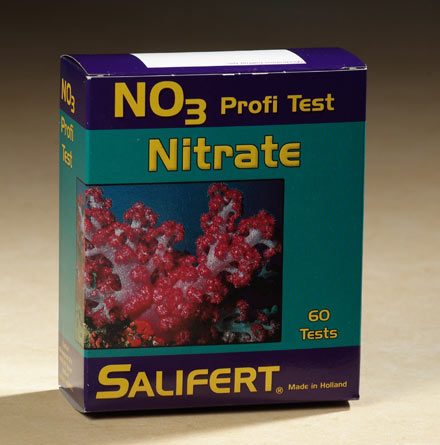 Nitrate Test Kit - Salifert