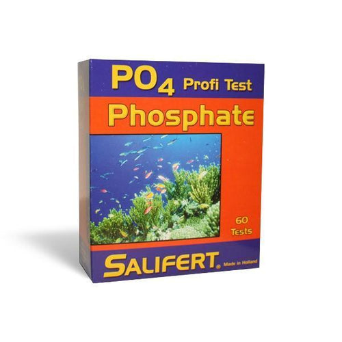 Phosphate Test Kit - Salifert