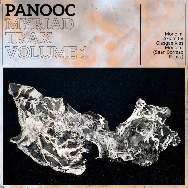 Panooc's innovative new EP: Myriad Trax Volume 1 on .WAVCAVE Records