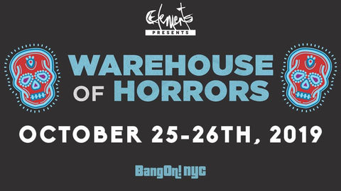 Halloween Nyc 2020 Music Warehouse Surprises Await You at The Warehouse of Horrors – H