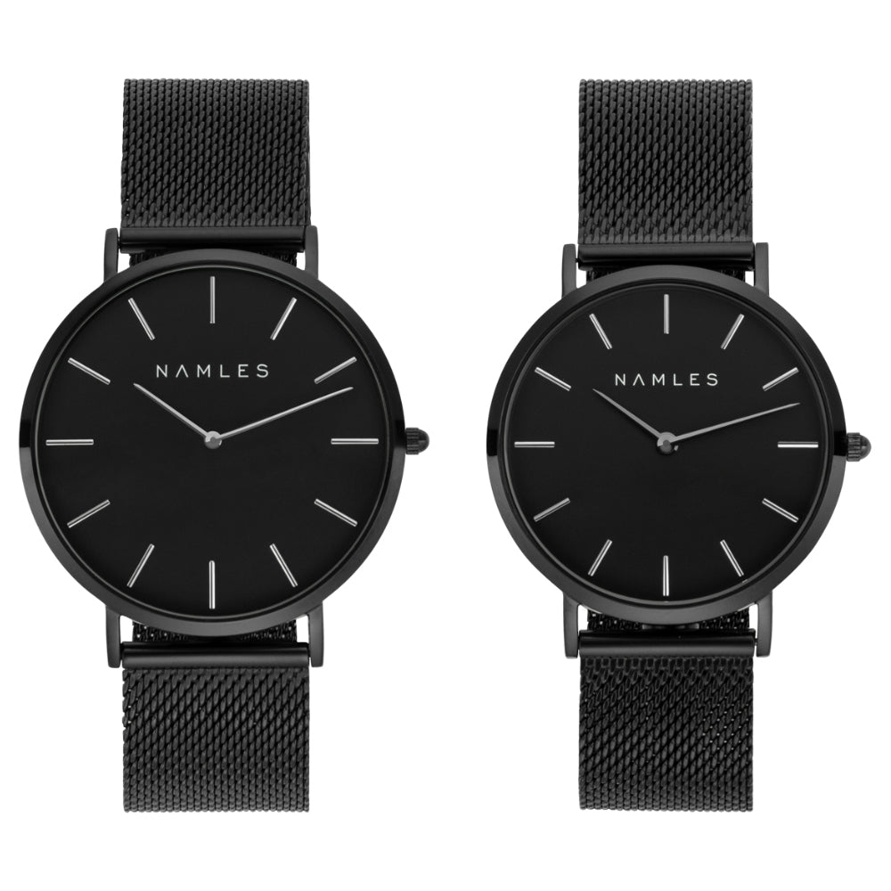Couple Classic Black