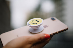 Smiley PopSockets