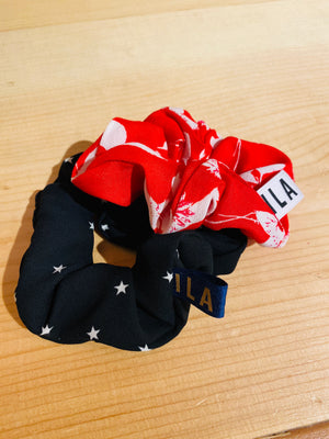 Scrunchie Set  (Set Of Two)