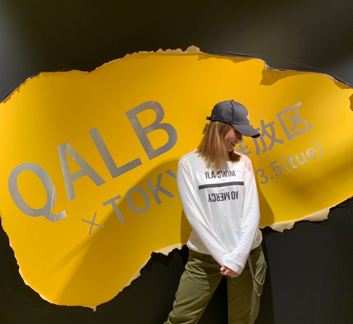 QALB x ILASWIM LONG SLEEVE (Women)