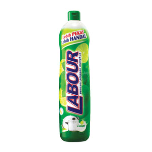LABOUR LIQUID DISHWASHING LIME 900ML - OfficePlus.com.my