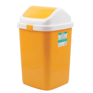 1623 FELTON SQUARE SWING BIN - 10L - OfficePlus.com.my