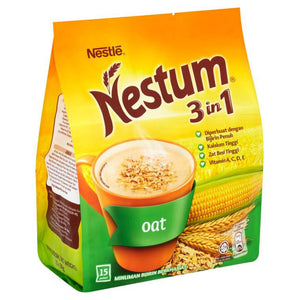 Nestum 3 in 1 Cereal Oat (15 x 28g) - OfficePlus