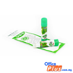 Grabbit NARA Transparent Glue Stick - OfficePlus