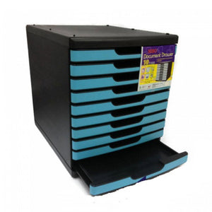 Niso 10 Tier Document Tray - OfficePlus