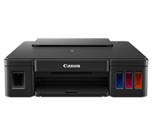 Canon Pixma G1010 Single Function Ink Tank Inkjet Pinter - OfficePlus.com.my