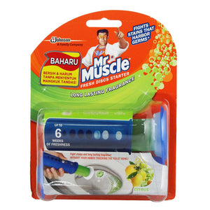 Mr. Muscle Starter Disc 38GR 6S/12 - OfficePlus.com.my