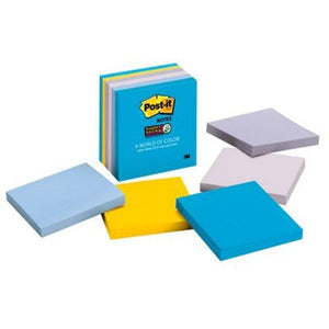 3M 654-5SSNY SUPER STICKY NOTES-NewYork2 - OfficePlus.com.my