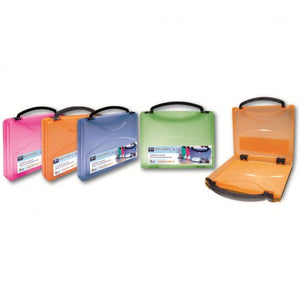 K2 40mm Document Case (Mix Colour) / 1 box - OfficePlus.com.my