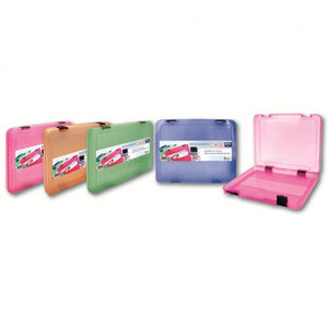 K2 50mm Document Case (Mix Colour) / 60pcs - OfficePlus.com.my