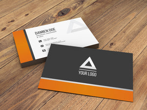 Customized Printing Name Card 260GSM Without Finishing - OfficePlus