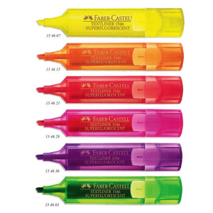 Faber Castell Textliner 1546 Highlighter - OfficePlus