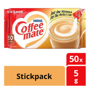 NESTLE COFFEEMATE 50 X 5G STICK/PACK - OfficePlus