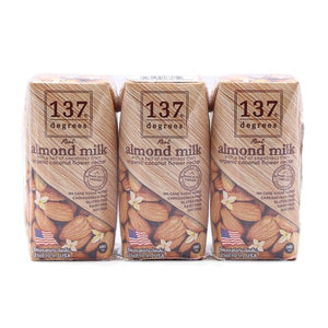 137 Degree Almond Milk Original (150ml x 3) - OfficePlus