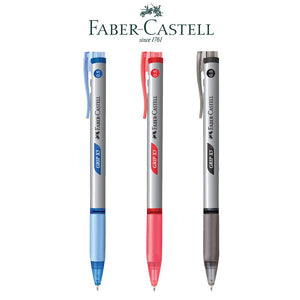 Faber Castell Grip X5 Pen (RM 1.10 - RM 1.20/pc) - OfficePlus