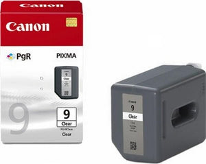 Canon PGI-9 CLEAR Ink (Genuine) PGI9CLEAR MX7600 iX7000 - OfficePlus.com.my