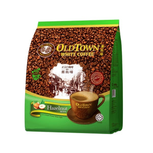 OldTown White Coffee 3in1 Hazelnut (40g x 15) - OfficePlus