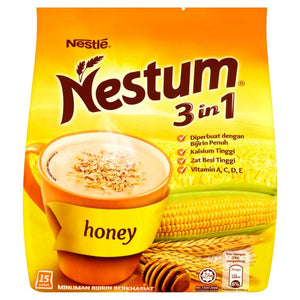 Nestum 3 in 1 Cereal Honey (15 x 28g) - OfficePlus