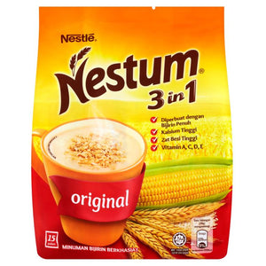 Nestum 3 in 1 Cereal Original (15 x 28g) - OfficePlus