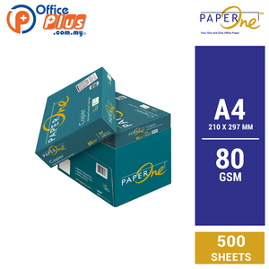 Paperone A4 Copier Paper 80gsm - 500 sheets - OfficePlus