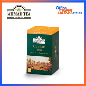 Ahmad Tea Ceylon Tea - 20 teabags - OfficePlus