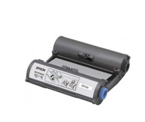 Epson RC-R1WNA LabelWorks Tape - 100mm White Ribbon - OfficePlus.com.my