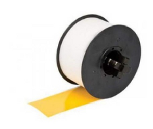 Epson RC-T5YNA LabelWorks Tape - 50mm Yellow Tape - OfficePlus