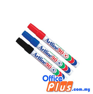 Artline Permanent Marker EK-90 (RM 2.20 - RM 2.30/pc) - OfficePlus