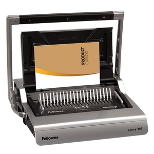 FELLOWES PLASTIC COMB BINDING GALAXY 500 - OfficePlus