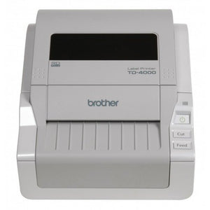 Brother TD-4000 Label Printer - OfficePlus