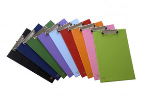 CBE Wire Clip PVC Clip Board - F/C - 1340 - OfficePlus.com.my